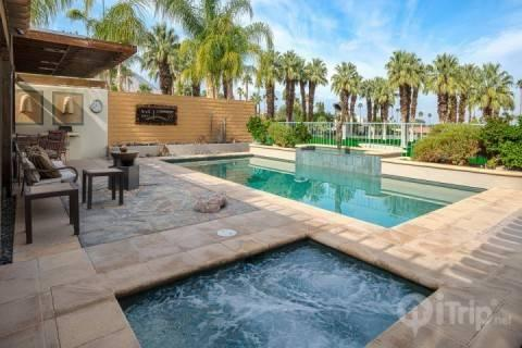 Desert Sun Home - The Ultimate Private Home Experience in Resort Style Living w/Heated Pool & Spa - Image 1 - Palm Desert - rentals