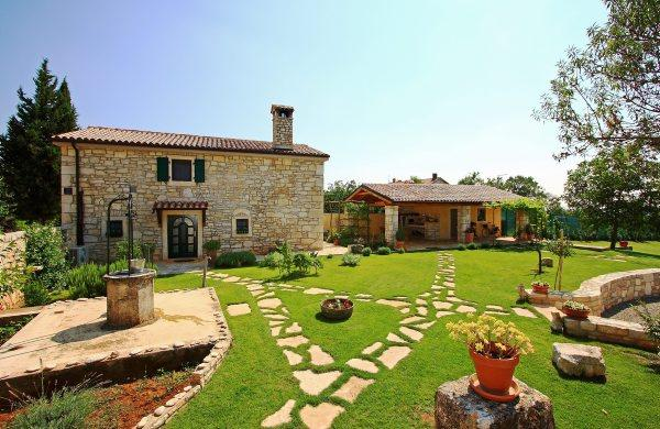 Villa Lili - Holiday house with pool in Istria - Image 1 - Bratulici - rentals