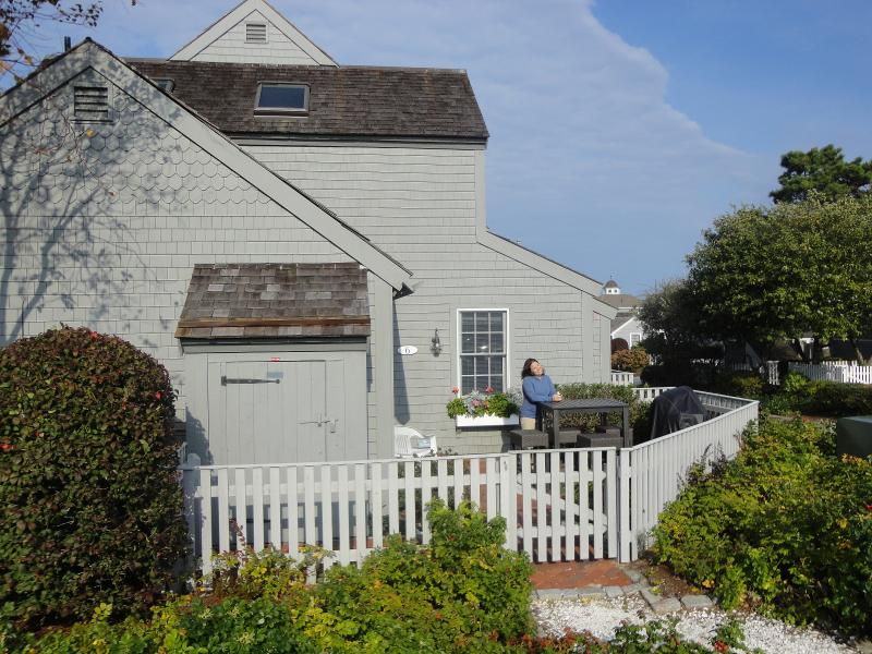 Great sun exposure and an oceanview! - Oceanview Townhouse in New Seabury, Cape Cod! - Mashpee - rentals