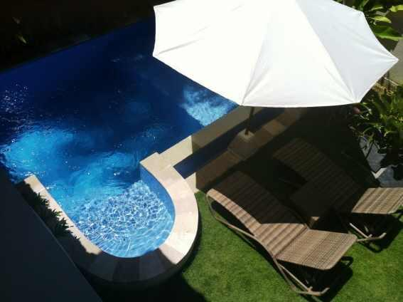 Swimming pool - Umadasa B&B in Seminyak: Superior Room - Seminyak - rentals