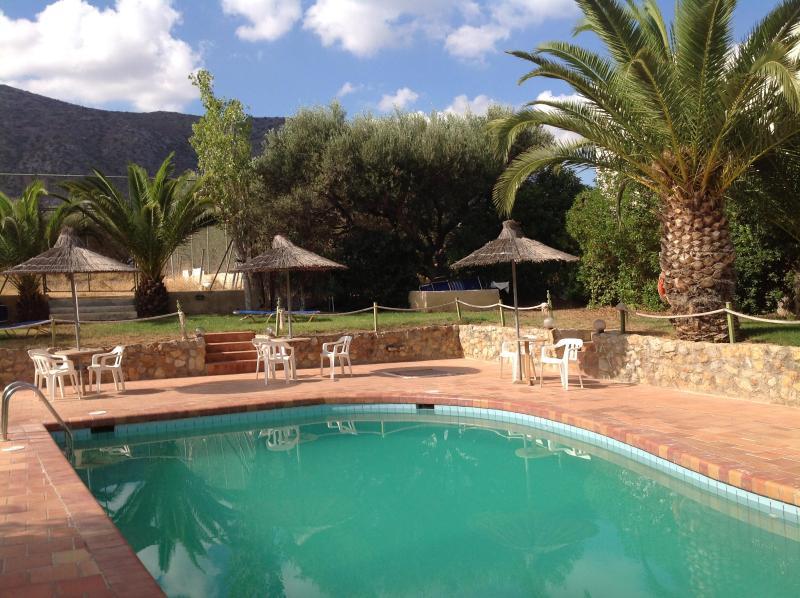 Garden - Marinet Studios & Apartments Hersonissos Crete - Hersonissos - rentals