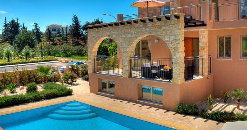 Private Sandy Beach, Private pool, Jacuzzi, Wifi - Image 1 - Argaka - rentals