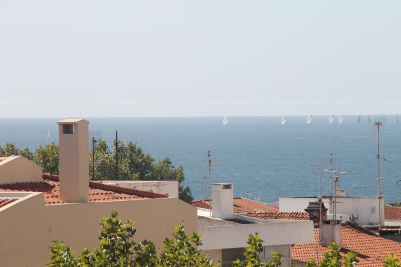 Balcony Sea View - Cascais-Parede BayView Duplex - Parede - rentals