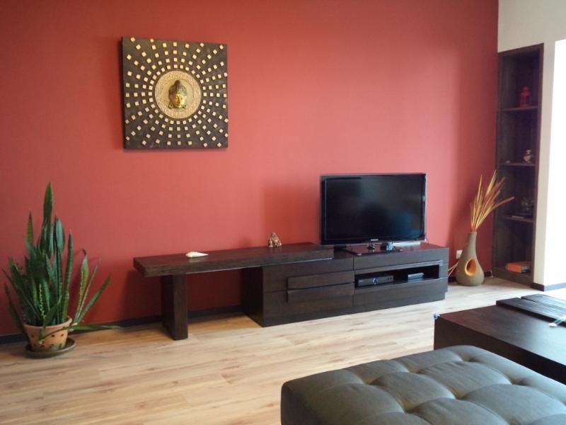 penang apartment living room 2 - Beautiful Apartment w/ Great Seaview in Penang - Batu Ferringhi - rentals