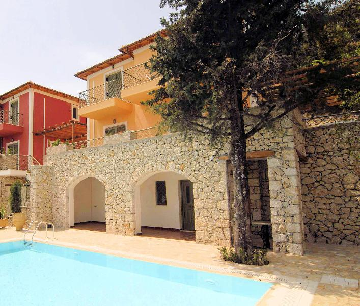 10 Guest Stone Villa in Lefkas - Image 1 - Lefkas - rentals