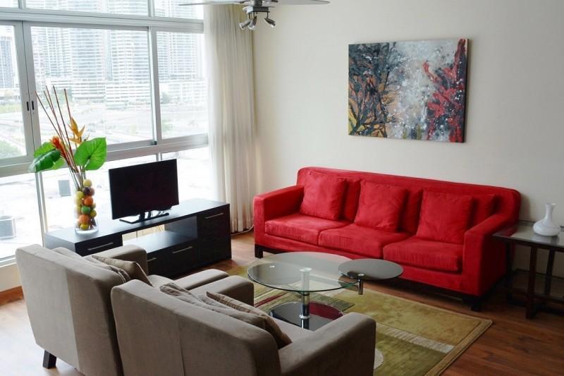 Chic Designer Condo / Bay & City Views - Image 1 - Panama City - rentals