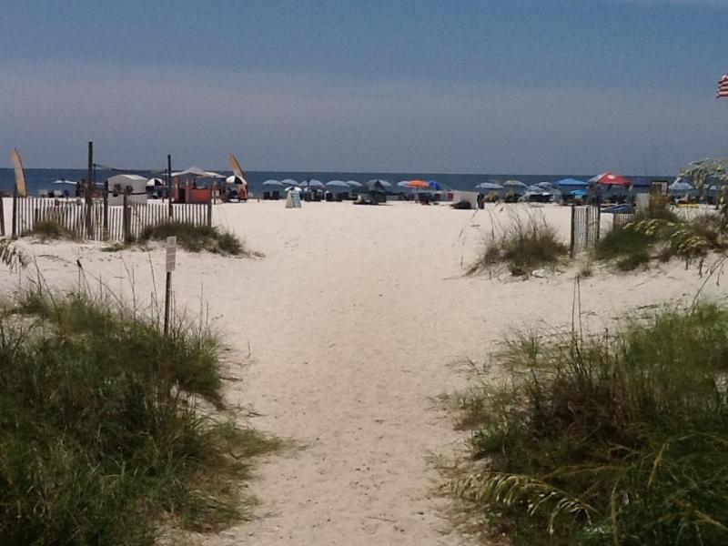 Beach - Gulf Shores/Newly Renovated 2br 1 1/2 ba Condo - Gulf Shores - rentals