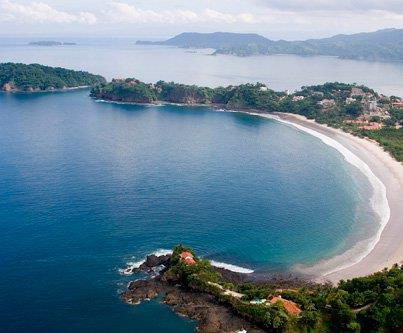 Skyview of Flamingo Beach - Most spectacular view of the Pacific in Flamingo - Playa Ocotal - rentals