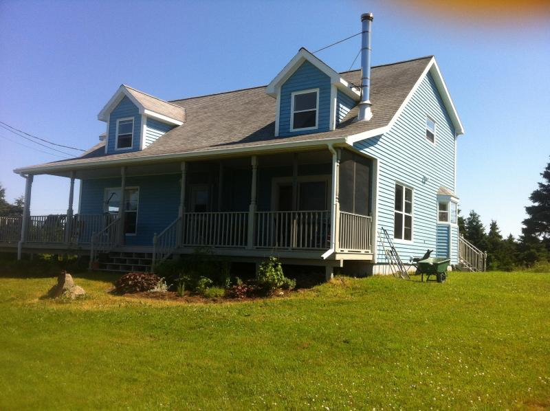 Exterior of House - CAPE BRETON PARADISE - Cape Breton Island - rentals