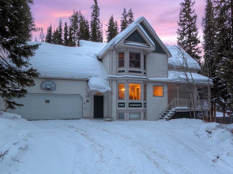 Moonstone House Breckenridge - Moonstone House: Mtn Seclusion & Town Convenient - Breckenridge - rentals