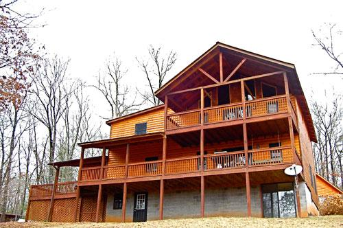 Bear Rock Cabin - Bear Rock Lodge 3 Bed/ 2 Bath - Blue Ridge - rentals