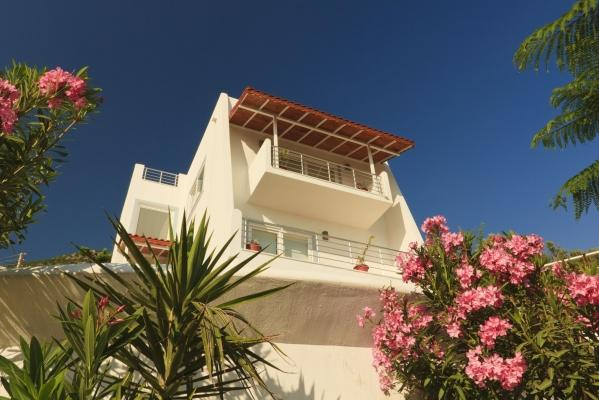 3 Bedroom Seaview Villa Kalkan ( free car or trans - Image 1 - Kalkan - rentals