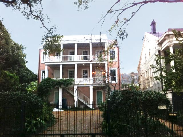 front of property - Large groups welcomed,,,,6 bedrooms total - New Orleans - rentals