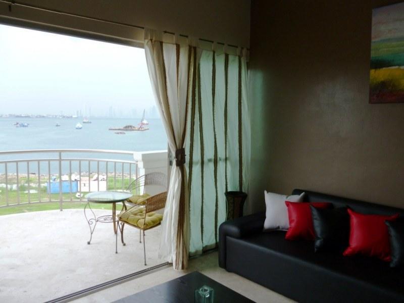 Spectacular ocean front condo in Amador - Image 1 - Panama City - rentals