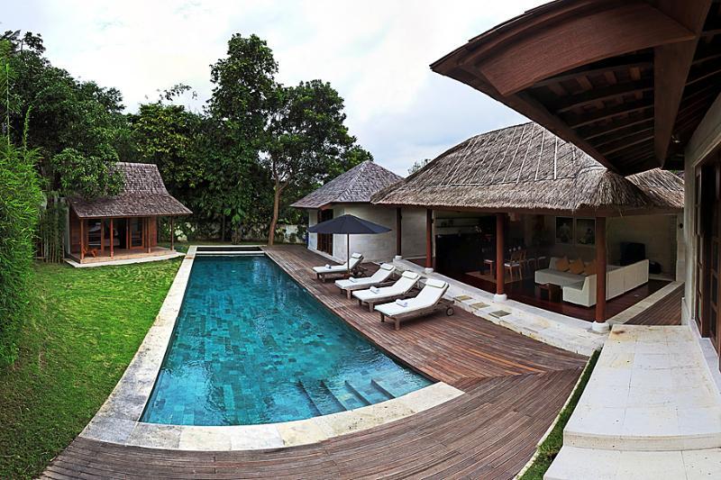 front and pool villa Charlie - Villa Charlie - Seminyak - rentals