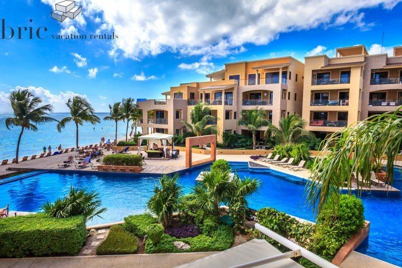 Ocean Front - Pool Front - Beach View Luxury Home - Image 1 - Playa del Carmen - rentals