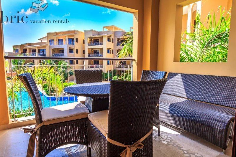 Ocean View 2-Bedroom with Resort Pool - Image 1 - Playa del Carmen - rentals
