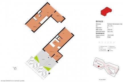 Three bedroom apartment in famous Orestad area - Image 1 - Copenhagen - rentals