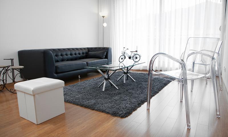 Luxurious 1 Bedroom Apartment in Parque 93 - Image 1 - Bogota - rentals