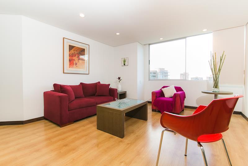 Spacious 2 Bedroom Apartment with Panoramic Views in El Poblado - Image 1 - Envigado - rentals