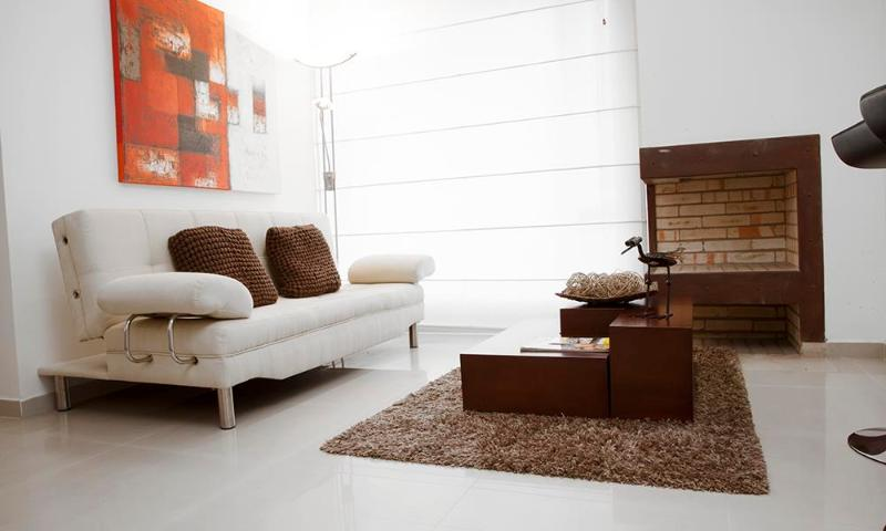 Modern and Homey Apartment in Bogotá - Image 1 - Bogota - rentals