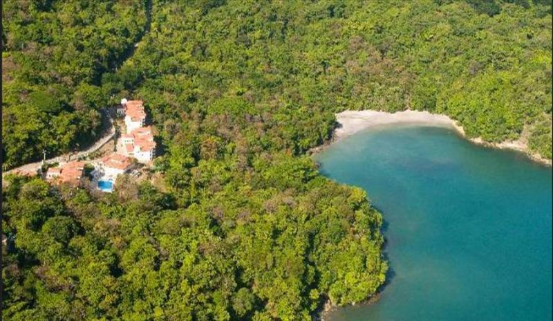 Shana Aerial - Shana Residences 2Br Condo: Sea-View Walk-to-beach - Quepos - rentals