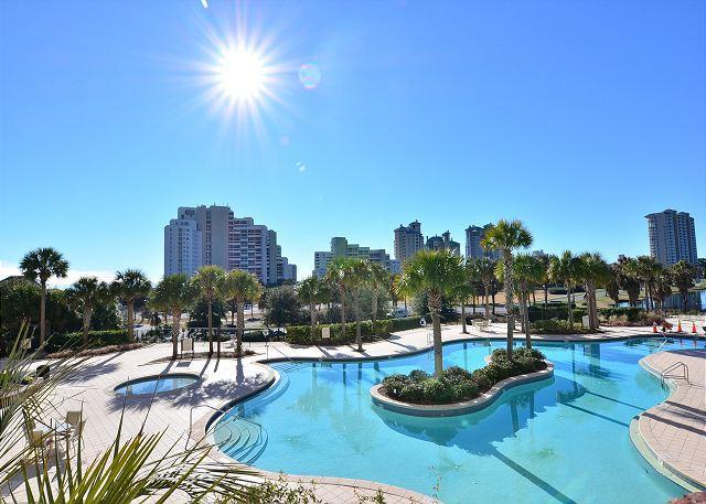 Free massage w/3 night stay,Short Walk to Beach, Tram Service Included - Image 1 - Miramar Beach - rentals