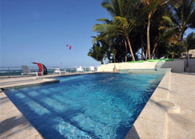 WM2-Watermark on Cabarete Beach - Kite Surfers Dream - Image 1 - Cabarete - rentals