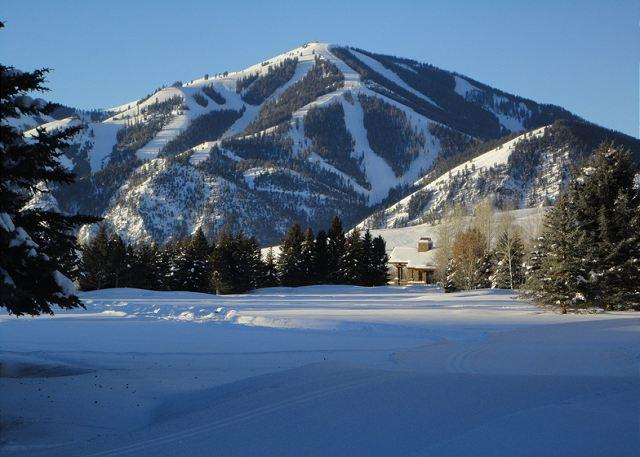 Great 2 bed townhouse. This is the best location in Ketchum! - Image 1 - Ketchum - rentals