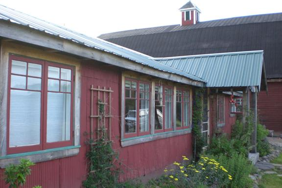 House & Barn - The Zen Farmhouse - A LITTLE BIT OF HEAVEN - B&B in the Catskills - Catskill - rentals