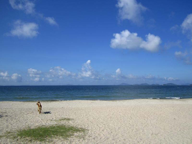 This beach is less than five minutes' walk away! - Beachside Vacation Rental in Hong Kong - Hong Kong - rentals
