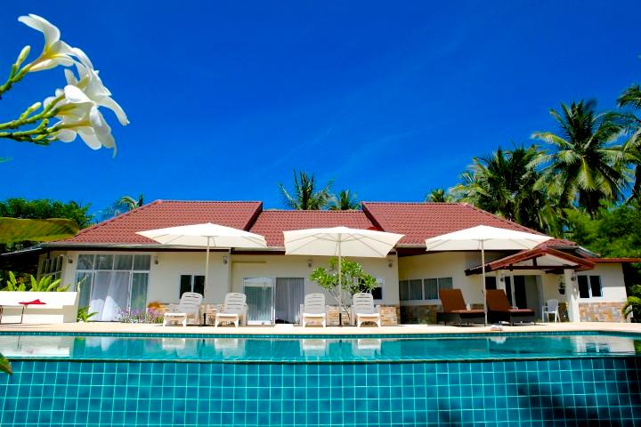 Avalon is a luxury,new build villa on the beautiful tropical island of Koh Phangan in Thailand. - Image 1 - Surat Thani - rentals
