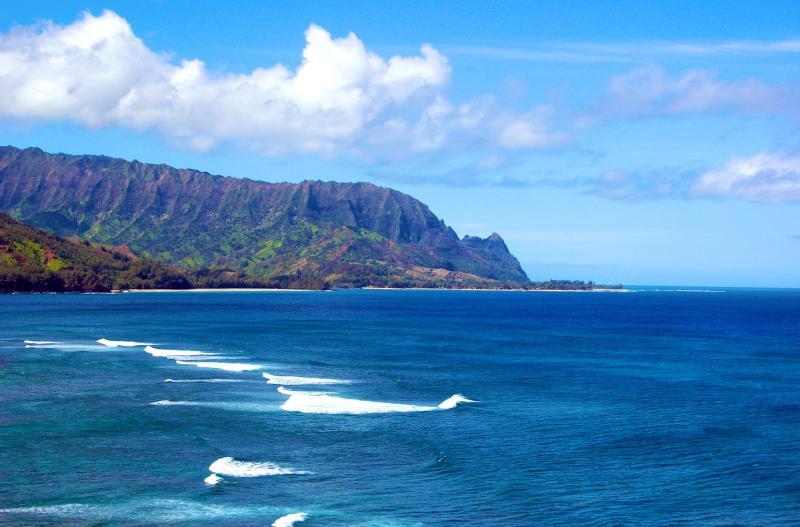 The Absolute Best View On Kauai - Breathtaking Oceanfront Kauai Vacation Rental - Princeville - rentals