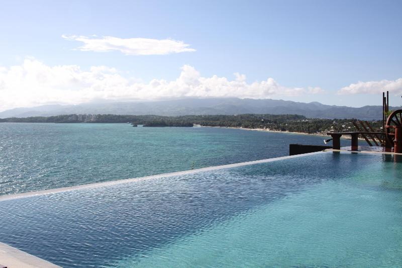 The view on the ocean - Den Pasar beautiful Balinese estate in Boracay - Boracay - rentals