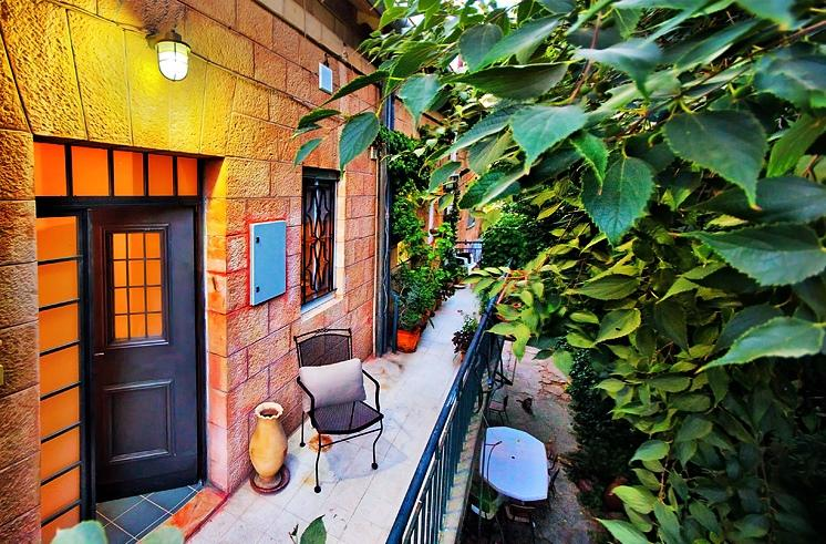 Beautiful 1 Bedroom In Great Location - Image 1 - Jerusalem - rentals