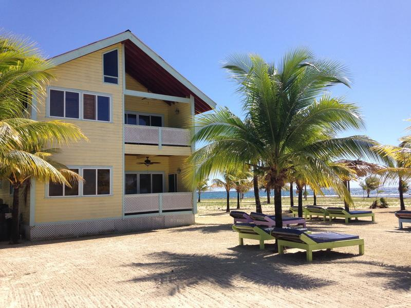 Las Palmas Villas Beach and Caribbean Sea - Holiday Villa-House, Roatan Bay Islands, Honduras - Roatan - rentals