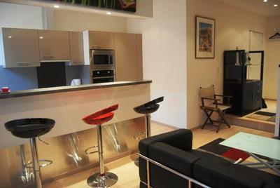 Jaures 1 Bedroom Cannes Apartment, Near the Palais des Festivals and to the Croisette - Image 1 - Cannes - rentals