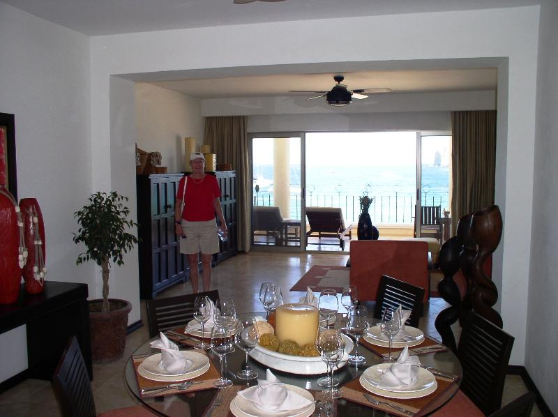 LIVING ROOM - One Bedroom 1200 Sq Ft Luxury At The Casa Dorada At Medrano Beach - Cabo San Lucas - rentals