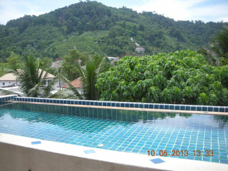pool with Mountain View - Pool home in Kathu Phuket Hillside - Kathu - rentals
