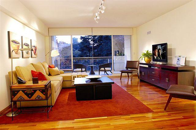 Living Room - 3 Bedroom Dream in Recoleta (RS7) - Buenos Aires - rentals