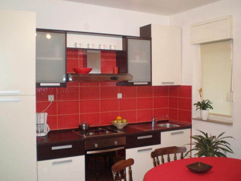 Cozy apartment near Trogir - Image 1 - Kastel Stafilic - rentals