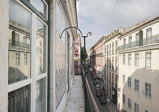 Balcony - Chiado Apartments - Garrett 4B (1 BR with Balcony) - Lisbon - rentals
