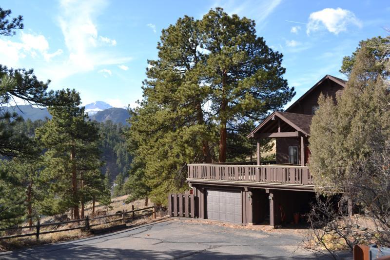 5 Bedroom - Privacy, Great views, Big Horn Crossin - Image 1 - Estes Park - rentals