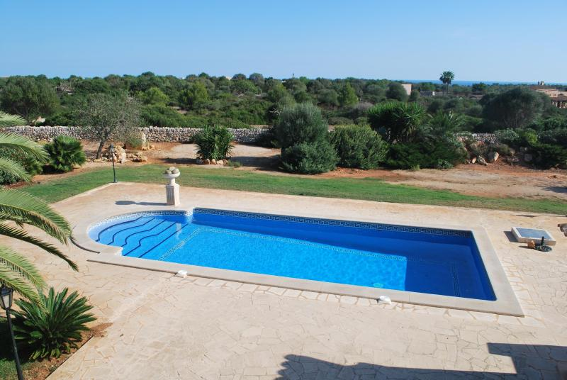 Finca S'Almunia, stay by the sea!! - Image 1 - Cala Santanyi - rentals