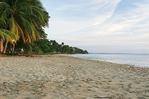 Corcega Beach, the most beautiful beach of Rincon - Sunfish Beachfront Condo - Right on Corcega Beach - Rincon - rentals