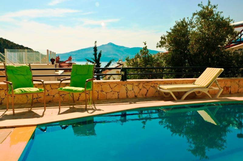 3 Bedroom Villa in Kisla Area Kalkan ( free car or transfer ) - Image 1 - Kalkan - rentals