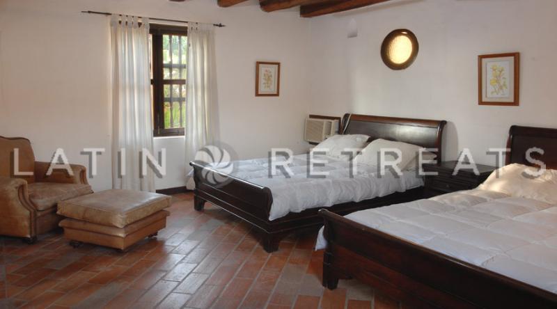 Bedroom - Old City - 9 bdr/9 baths -Cartagena ( Flor de Liz) - Cartagena - rentals