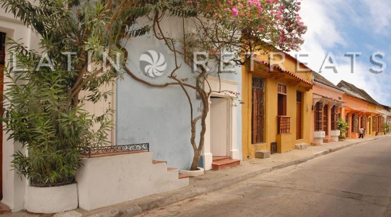 Exterior - Old city 6 bdr/3 baths - Cartagena ( Faro de luz) - Villavicencio - rentals