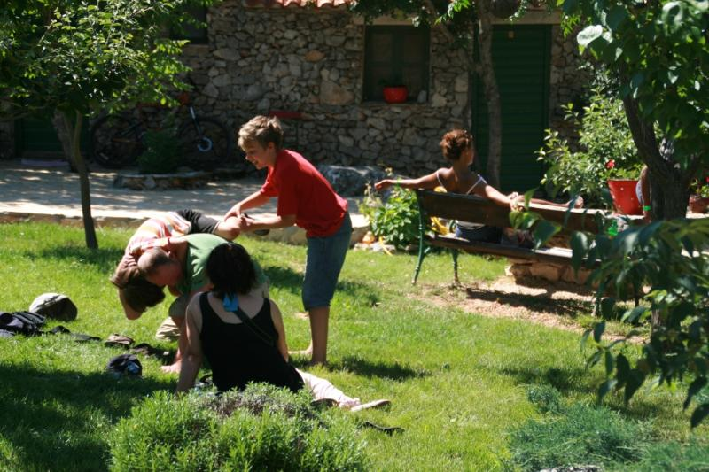 Charming rural stay in b&b close to Krka park - Image 1 - Lozovac - rentals