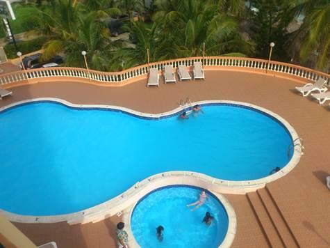 Oceanfront 2 bedrooms Apartment in Santo Domingo - Image 1 - Santo Domingo - rentals
